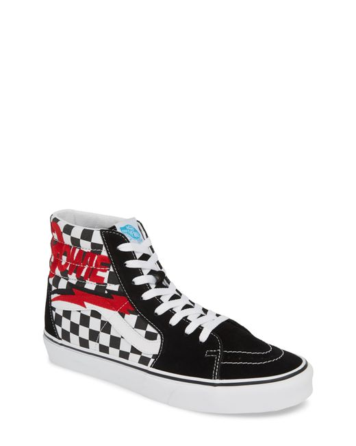 51158a6cc47803 Vans - Multicolor X David Bowie Sk8-hi Sneaker for Men - Lyst