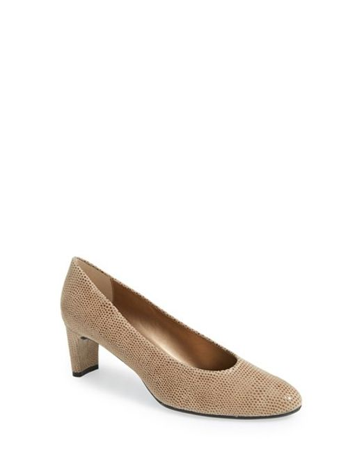 Vaneli | Natural 'dayle' Pump | Lyst