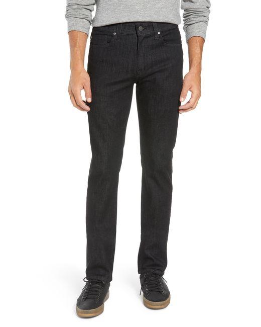 Fidelity - Black Jimmy Slim Straight Leg Jeans for Men - Lyst