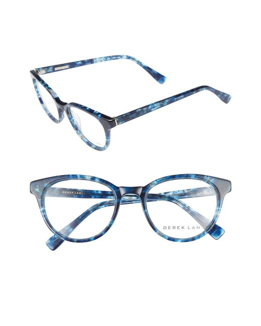 Derek Lam - Metallic 50mm Optical Glasses - - Lyst
