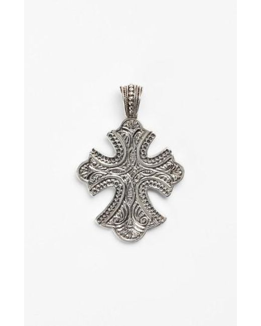 Konstantino | Metallic 'classics' Cross Pendant Necklace | Lyst