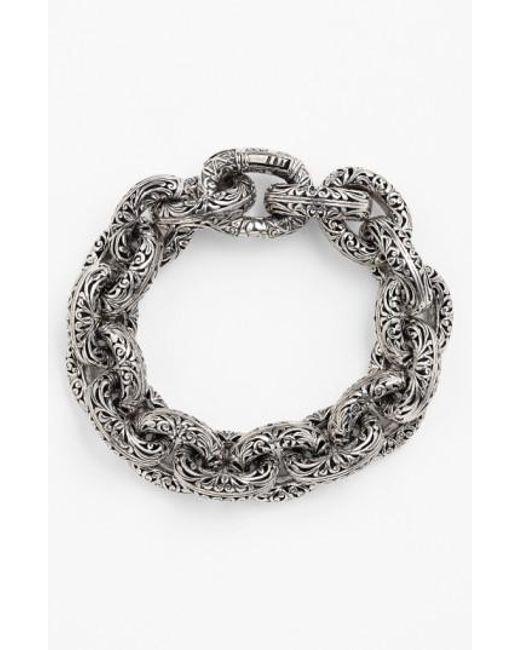 Konstantino | Metallic 'classics' Link Bracelet | Lyst