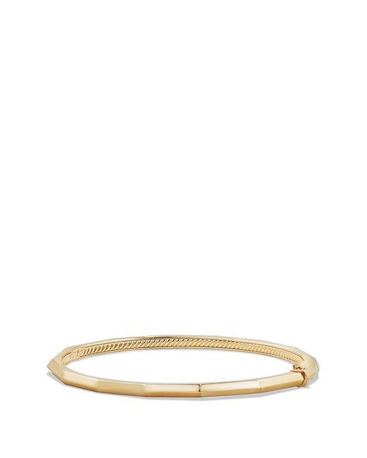 David Yurman Metallic Stax Faceted Bracelet