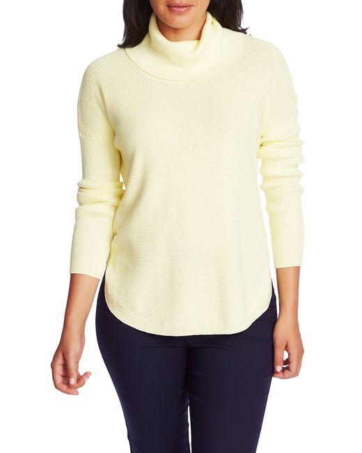 Chaus Yellow Turtleneck Sweater