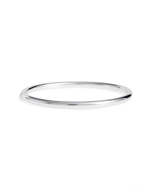 Roberto Coin - Metallic Gold Bangle Bracelet - Lyst