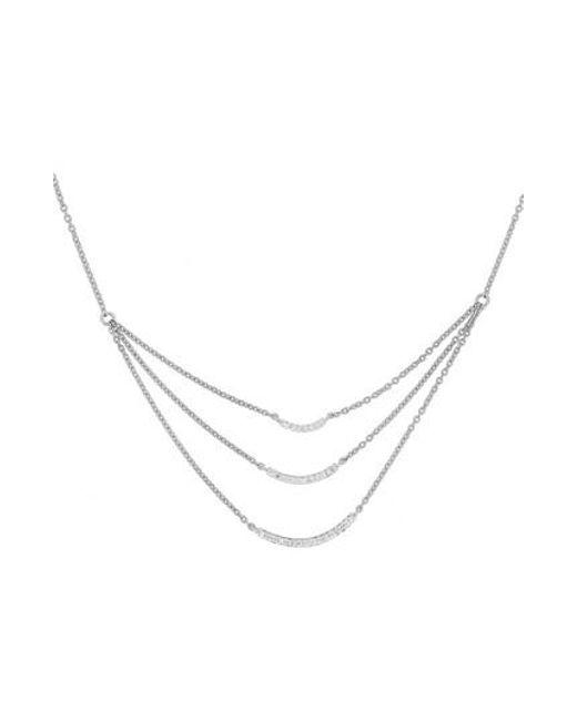 Bony Levy | Metallic Diamond Layered Necklace (nordstrom Exclusive) | Lyst
