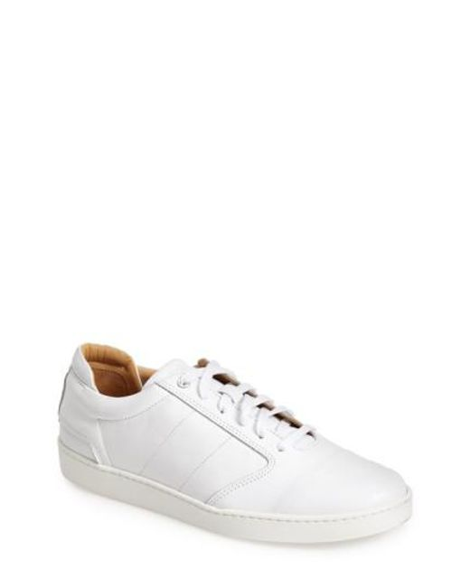 Want Les Essentiels De La Vie | White 'lennon' Sneaker for Men | Lyst