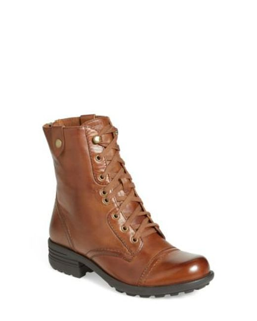 Cobb Hill - Brown Cobb Hill 'bethany' Boot - Lyst