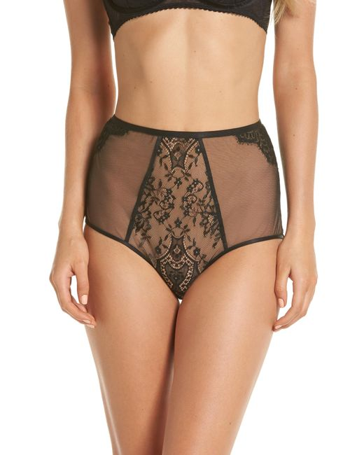 Dita Von Teese - Multicolor Maestra Full Cut Panties - Lyst