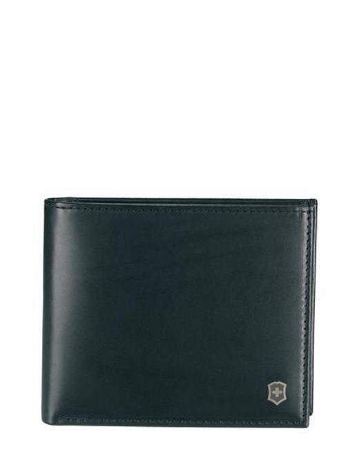 Victorinox - Black Victorinox Swiss Army Altius Edge Fermat Wallet for Men - Lyst