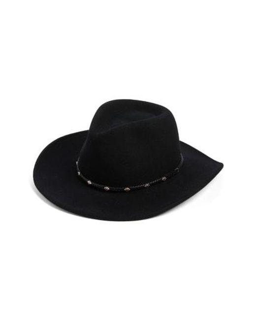 Frye - Gray Roper Western Hat - - Lyst