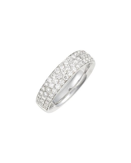 Bony Levy Metallic Audrey 3-row Diamond Ring (nordstrom Exclusive)