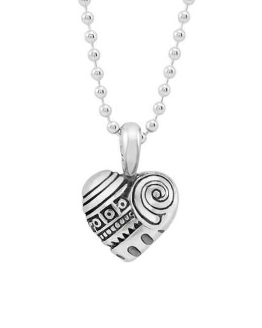 Lagos | Metallic 'hearts Of - Philadelphia' Long Pendant Necklace | Lyst