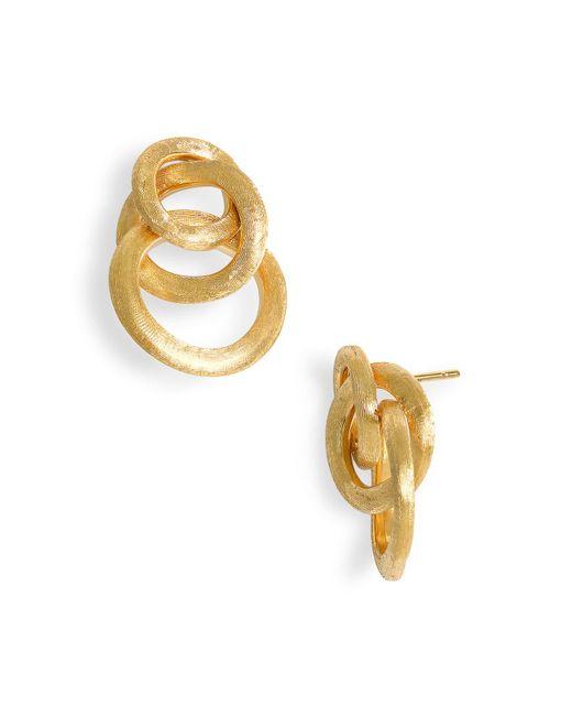 Marco Bicego Metallic 'jaipur' Cluster Earrings
