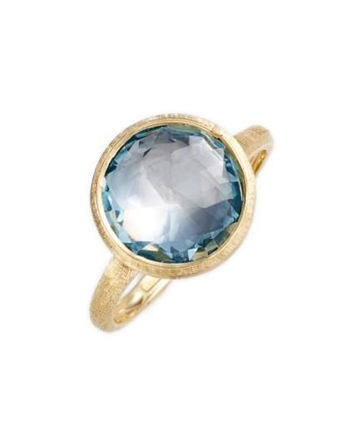 Marco Bicego | Blue Stackable Semiprecious Stone Ring | Lyst