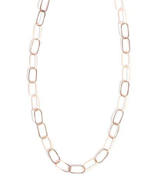Melissa Joy Manning | Metallic Link Necklace | Lyst