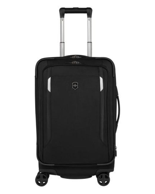 Victorinox - Black Victorinox Swiss Army 'wt 5.0' Dual Caster Wheeled Carry-on for Men - Lyst