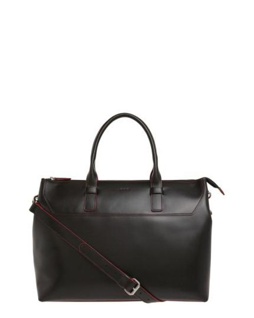 Lodis   Black Audrey Wilhelmina Leather Work Satchel   Lyst