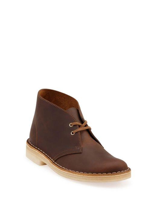 Clarks Black Clarks Desert Chukka Boot