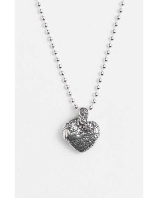 Lagos | Metallic 'hearts Of - Las Vegas' Reversible Pendant Necklace | Lyst