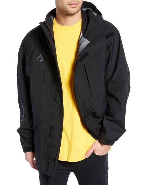 Nike Black Acg Gore-tex Men's Jacket for men