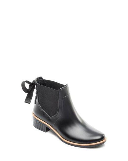 Bernardo - Black Paxton Rain Boot - Lyst
