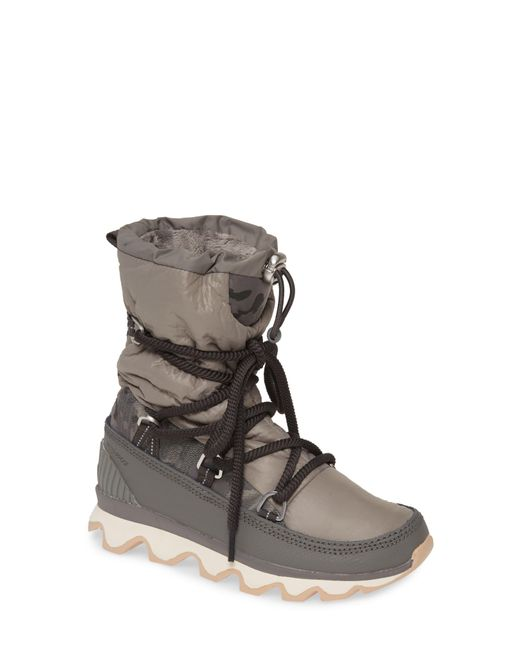 Sorel Multicolor Kinetic Waterproof Insulated Winter Boot