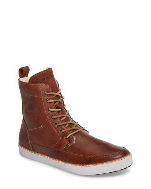 Blackstone Men's 'Am 32' Shearling Lined Boot