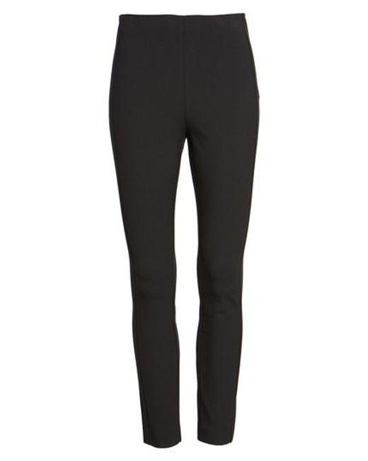 Rag & Bone | Black 'simone' Slim Ankle Pants | Lyst
