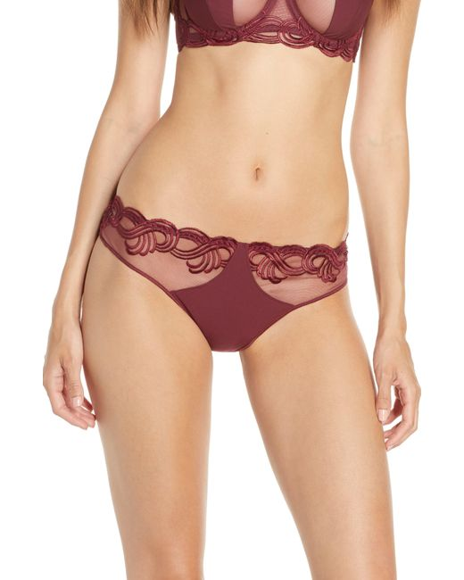 Simone Perele Red Surprenante Bikini