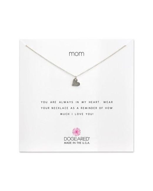 Dogeared   Metallic Mom Pendant Necklace   Lyst
