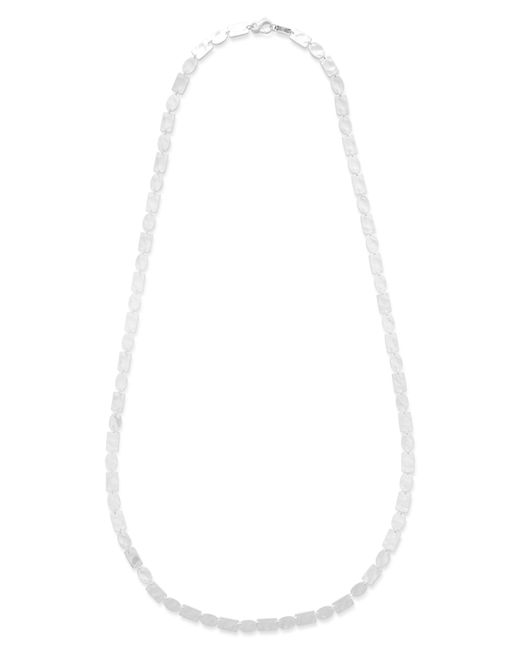Ippolita - Metallic Senso Sterling Disc Necklace - Lyst
