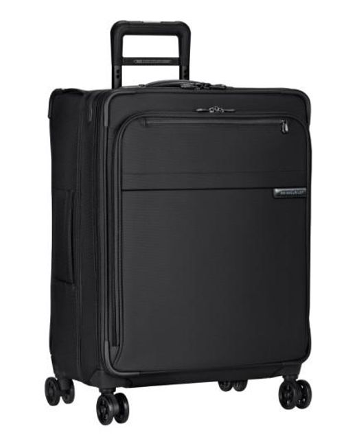 Briggs & Riley - Black 'baseline' Medium Expandable Rolling Packing Case for Men - Lyst