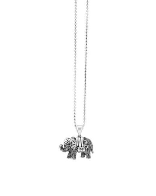Lagos - Metallic 'rare Wonders - Elephant' Long Talisman Necklace - Lyst
