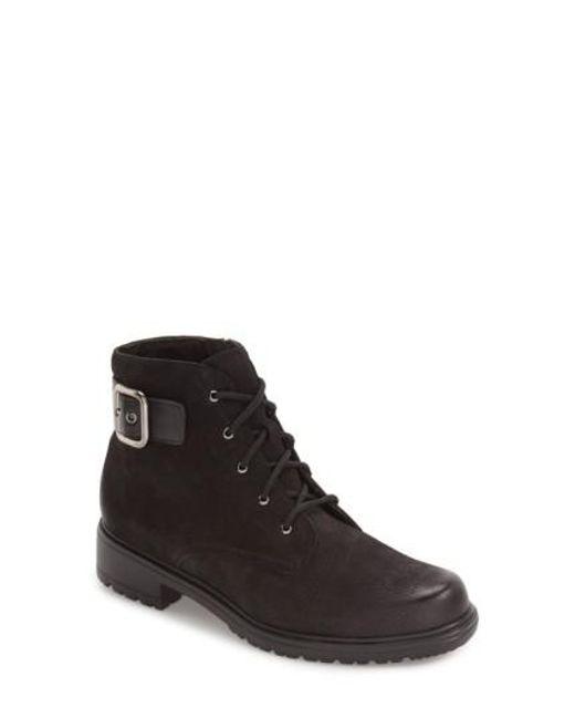 Munro - Black Bradley Water Resistant Boot - Lyst