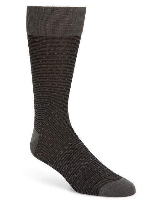 Nordstrom Black Dot Socks for men