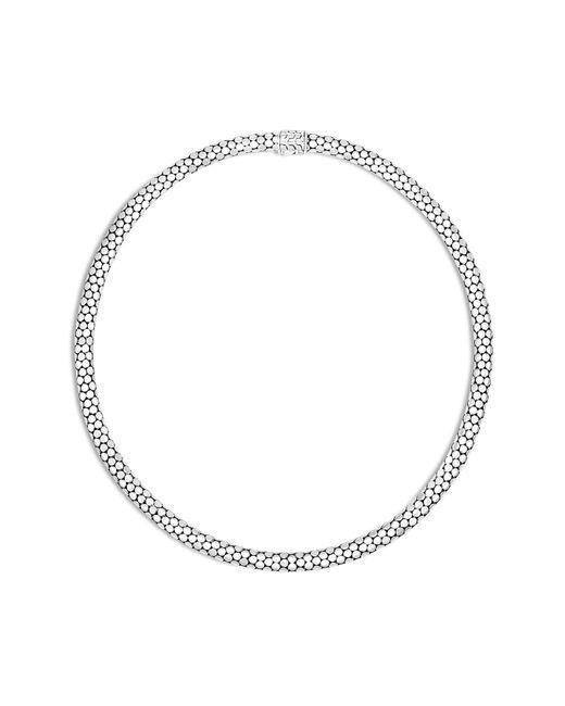 John Hardy - Metallic 'dot' Chain Necklace - Lyst