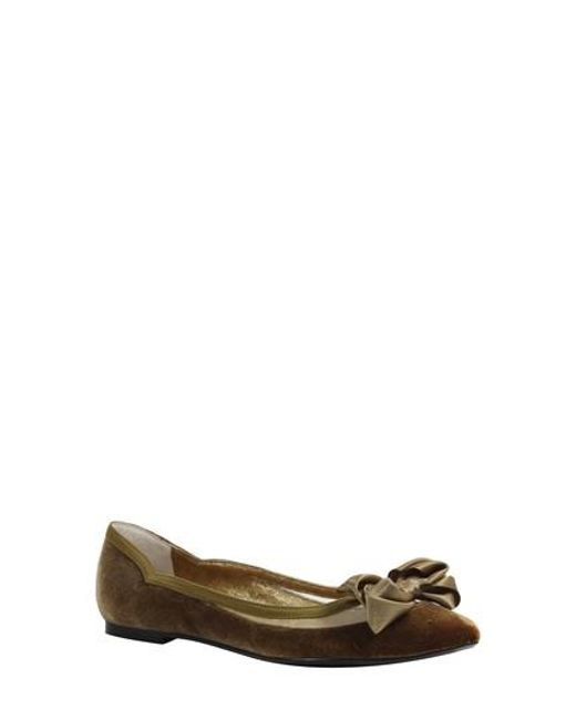 J. Reneé | Multicolor Allitson Bow Flat | Lyst