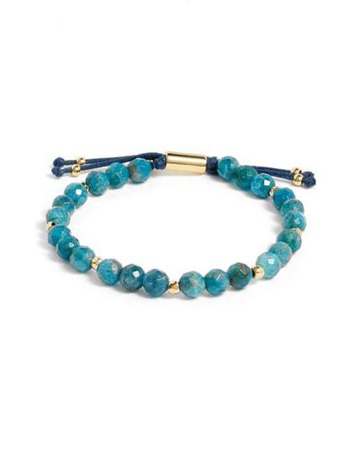 Gorjana - Blue Inspiration Gemstone Bracelet - Lyst