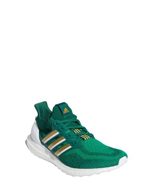 Adidas Green Ultraboost Dna Running Shoe for men