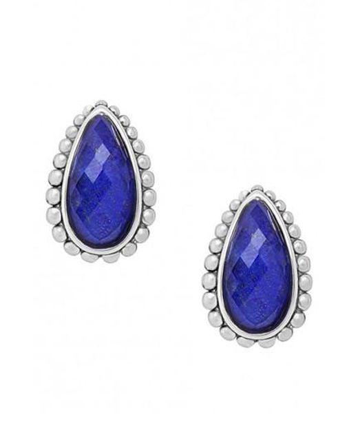 Lagos - Blue 'maya' Stud Earrings - Lyst