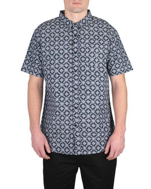 Imperial Motion | Blue Mezcal Print Shirt for Men | Lyst