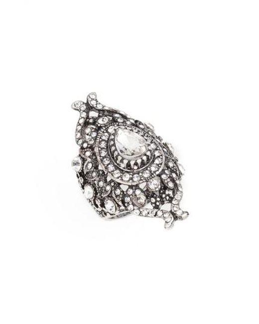 SAREH NOURI   Metallic Jazmin Ring   Lyst
