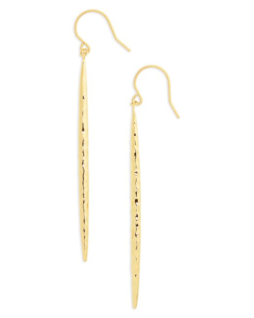 Gorjana - Metallic Nora Linear Earrings - Lyst