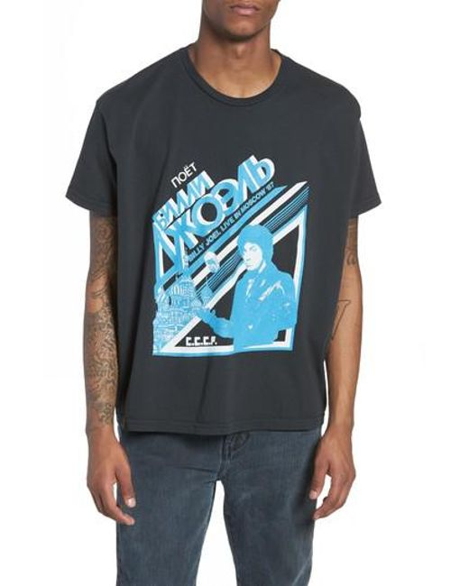 Barking Irons Generation Appropriation Crewneck T-Shirt Cheap New Outlet Eastbay 2UU8UhbN