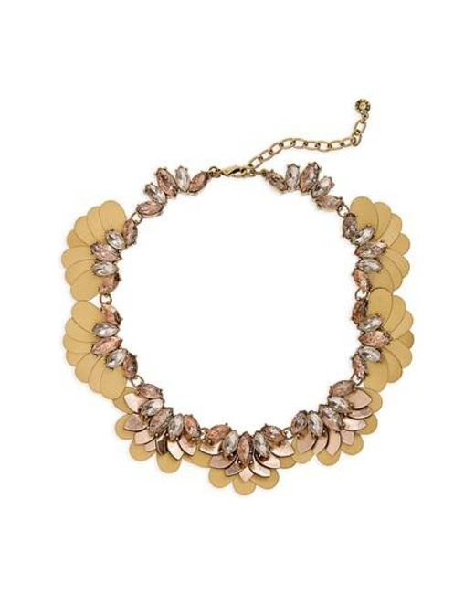 BaubleBar | Metallic Florencia Necklace | Lyst