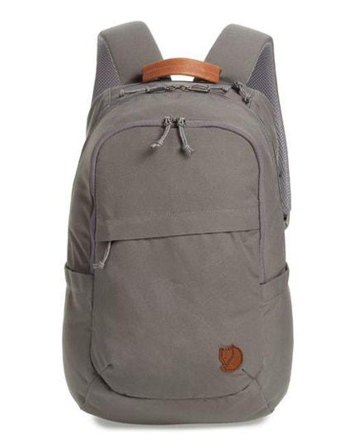 Fjallraven - Gray Raven 20l Backpack for Men - Lyst
