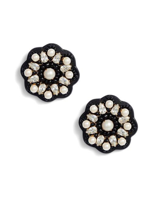 Kate Spade - Metallic Desert Garden Button Stud Earrings - Lyst
