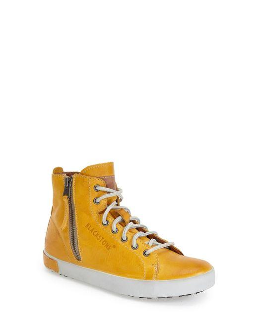 Blackstone Green 'jl' High Top Sneaker