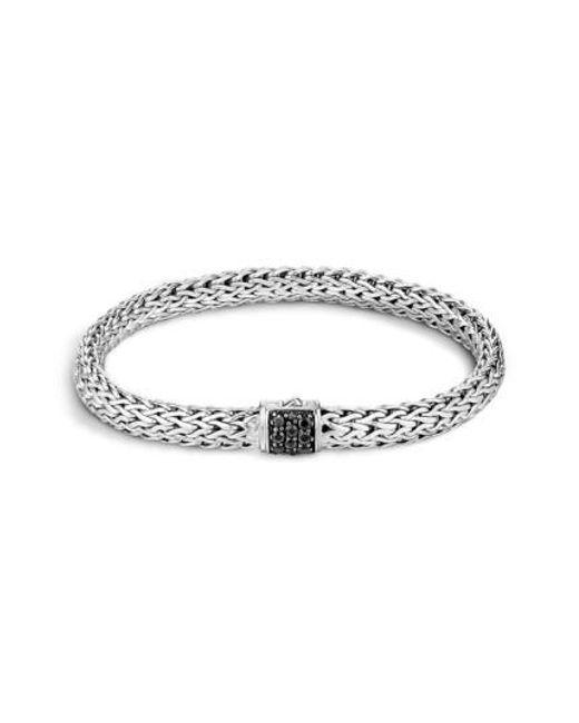 John Hardy - Metallic 'classic Chain' Small Bracelet - Lyst